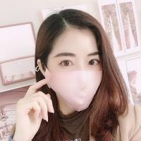 Best High End 100% Pure Mulberry Silk Face Mask washable breathing mouth Mask wholesale