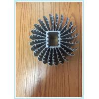 China 6063 T5 Silvery Industry Heat Sink Aluminum Profiles Aluminum Extrusion For Machines on sale