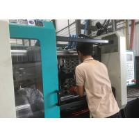 Best Energy Efficiency Plastic Injection Molding Machine For Plastic Case 800mm Table Height wholesale