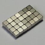 Best N35 Zn coating block sintered permanent neodymium magnet for loudspeakers wholesale