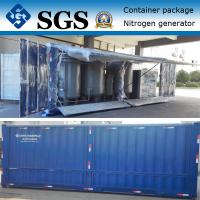 Best Container Type PSA Nitrogen Generator For Marine Industry and Oil Tanker wholesale