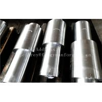 Best Stainless Steel Hot Forged Step Shaft Step Axis Heat Treatment Machined wholesale