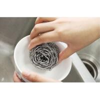 Best Wear Resistant 410 / 430 Stainless Steel Cleaning Ball Removal Of Stubborn Stains wholesale