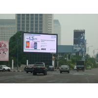 Cheap P6.25 SMD3535 Standard 250mmx250mm LED Module Large Advertising LED Billboard for sale