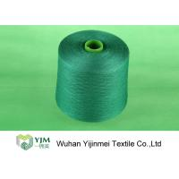 Best Dyed Polyester Yarn Semi Finished Yarn Material For Manufacturing Sewing Thread wholesale