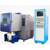 Best 150L SUS 304 Stainless Steel Plate Vibration Testing Equipment , Three Integrated Environmental Test Chamber wholesale
