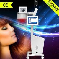 Best wholesale--2015 New Laser + LED hair loss treatment hair regrowth/chinese tonic herbs wholesale