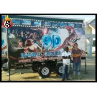 Best Successful Case of 5D Mobile Cinema in Africa for Outdoor Use wholesale