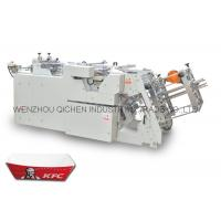 Automatic Food Container Making Machine / Machinery With High Speed Max 180 pcs /min