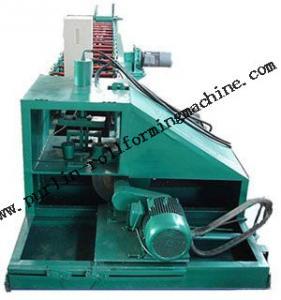 Best Metal Steel C / Z Purlin Roll Forming Machine , C & Z Shape Purlin Forming Line wholesale