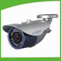 China Weather-proof IR Camera with 1/3-inch Color Sony Super HAD CCD, 600TVL on sale