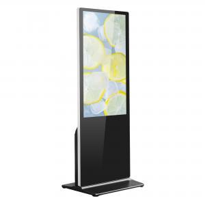 Best J1900 Floor Stand Digital Signage 500cd/M2 1920x1080 DPI wholesale