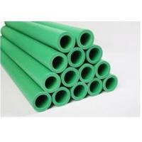 Cheap 20mm Plastic PPR Pipe Corrosion Resistance Color Customization DIN8077 Standard for sale