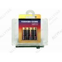Buy cheap Anti Theft EAS Safer Box Battery Lipstick Keeper Case For Display ISO9001 from wholesalers