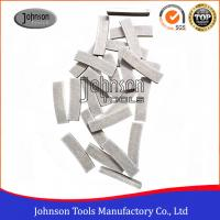 Best 350mm Diameter Diamond Segments for Brazed on Saw Blades with Long Life wholesale