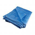 Best 72gsm light duty blue tarpaulin pe plastic sheet wholesale