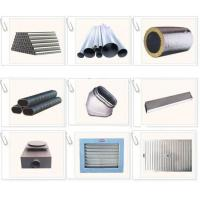 Best Marine ventilation pipe: Pre-insulated pipe,spiral reducer,air grill,sliding point, expansion joint, air diffuser wholesale
