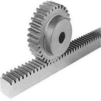 Quality M1*15*15*1500mm Metal Spur Gear Cars Or Other Wheeled Steered Vehicles wholesale