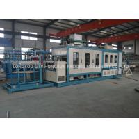 Best Disposable Plastic Foam Food Container Making Machine With Color Touch Screen Control wholesale