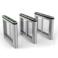 Best Auto Reset Bi-Direction Supermarket Swing Gate Barrier Pedestrian Turnstile wholesale