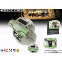 China PC / USB / Cradles Rechargeable LED Mining Lights Lightweight Portable on sale