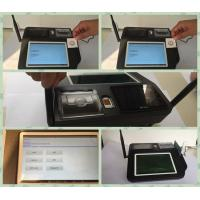Quality Credit Cards Payment  Wireless POS Systems for Restaurants / Shopping Mall wholesale