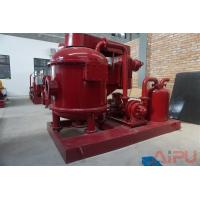 Cheap High quality well drilling mud APZCQ vacuum degasser for sale at Aipu for sale