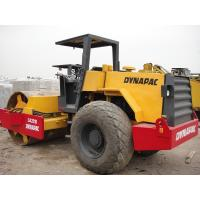 Best Dynapac CA25D Second Hand Road Roller Year 2006 10 Ton Compact Power wholesale