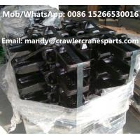 Best Track Pad for LIEBHERR LR1600 Crawler Crane Undercarriage Parts wholesale