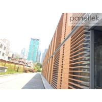 Best Ventilated Facade Ceramic Tile Facade Cladding For Building Exterior Wall wholesale