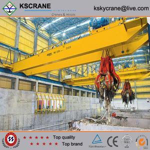 Best Grab Double Girder Overhead Crane wholesale