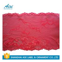 Best Stretch Lace Nylon Embroidery Lace Fabric Spandex Lycra Lace Fabric wholesale