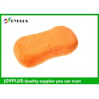 Best Super Absorbent Car Wash Tools Car Cleaning Mitt Microfiber / Sponge Material wholesale