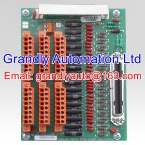 Best Supply Honeywell MU-TAIH03 High Level Analog Input FTA *New in Stock* wholesale