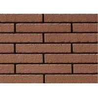 Quality Antique Matte Surface Clay Split Face Brick For Cladding Wall 240*60*12mm wholesale