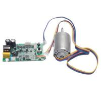 Best Controller Integrated Brushless DC Motor , 57mm Micro Brushless Motor For Robotics wholesale