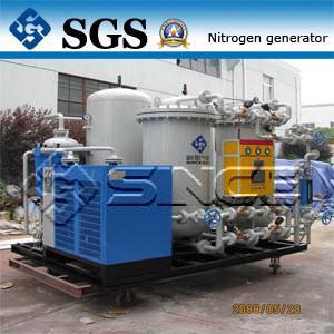 Best PSA nitrogen gas equipment approved SGS/CE certificate for steel pipe annealing wholesale