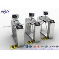 Best Access Control Tripod Turnstile Security Systems Gate Electronic With ESD System wholesale