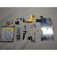 Sony Xperia Back Cover , Camera Flex Cable For Sony Ericsson Camera