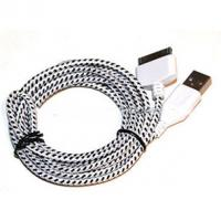 Best Durable 30 Pin Micro USB Charging Cable , 1m 2A Extension Micro USB Data Cable wholesale