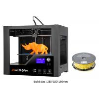 China CNC Metal 3D Printing Machine , Black Rapid Prototype School 3D Printer on sale