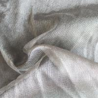 Cheap emf shielding silver coated nylon mesh for bed canopy, electromagnetic shielding fabric 55DB for sale