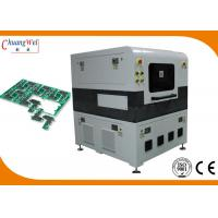 Buy cheap High Speed Laser PCB Depanelizer Machine For Neat / Mooth Edge Cutting from wholesalers