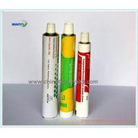 Best Pharmaceutical Packaging Soft Aluminum Tubes with Screw Caps sealed Tip 19mm wholesale