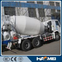 China Best selling concrete mixer truck weight on sale