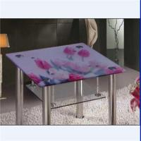 Cheap CMYK / White Ink Uv Digital Printing For Table Cover Eco - Friendly for sale