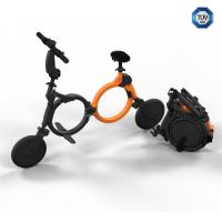Best Intelligent electric folding bike lightweight 9.8kg , lightweight electric bicycle wholesale