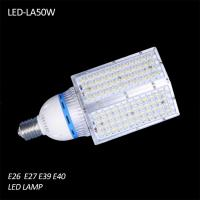 Best High power 50W E26 E27 E39 E40 led Bulbs for LED Street light use wholesale