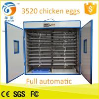 Best new functional full automatic middle-sized egg incubator for sales HT-3520 wholesale
