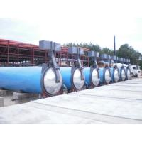 Best Saturated Steam Wood Chemical Autoclave / Wood Block Machine , High Temperature wholesale
